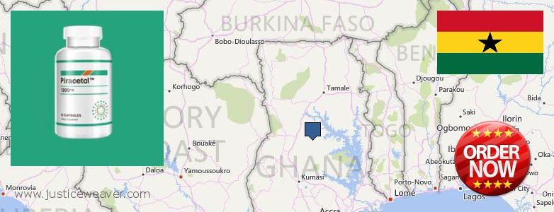 Kur nusipirkti Piracetam Dabar naršo Ghana