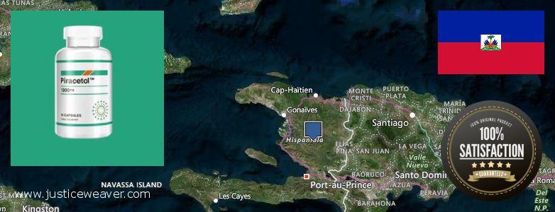 कहॉ से खरीदु Piracetam ऑनलाइन Haiti
