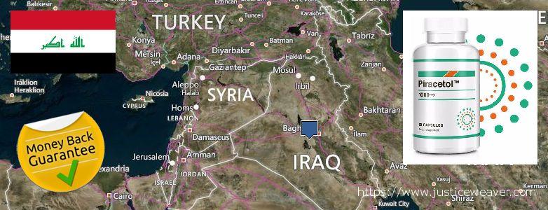 कहॉ से खरीदु Piracetam ऑनलाइन Iraq