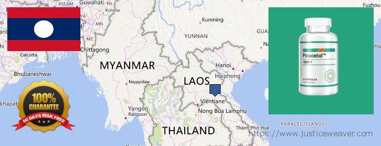 कहॉ से खरीदु Piracetam ऑनलाइन Laos