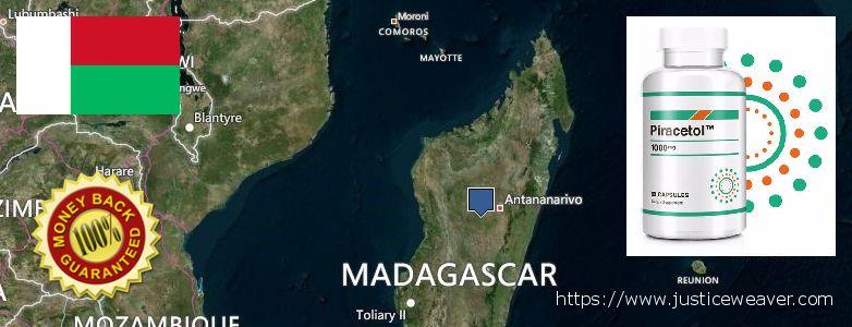 कहॉ से खरीदु Piracetam ऑनलाइन Madagascar