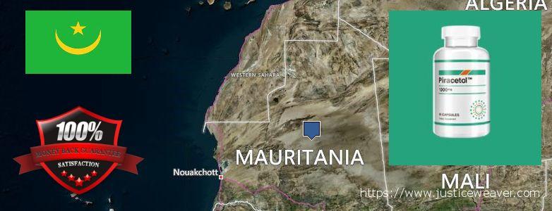 कहॉ से खरीदु Piracetam ऑनलाइन Mauritania