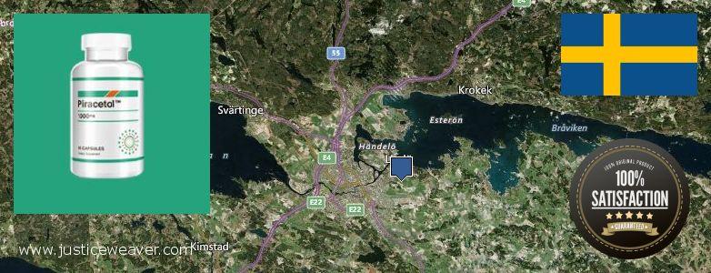 Buy Piracetam online Norrkoping, Sweden