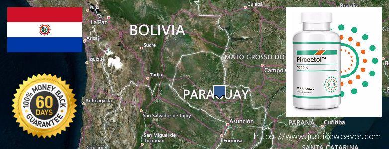 कहॉ से खरीदु Piracetam ऑनलाइन Paraguay
