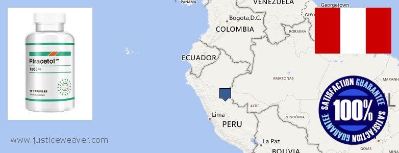 Kur nusipirkti Piracetam Dabar naršo Peru