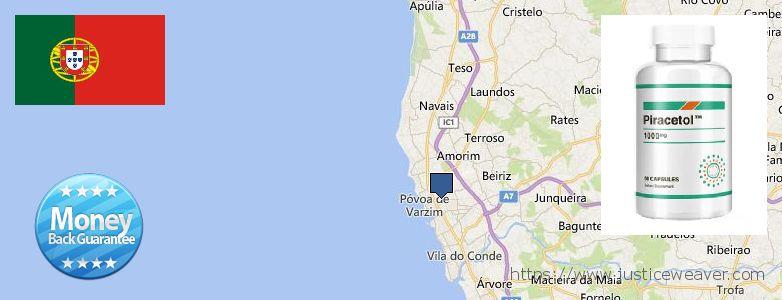 Where to Buy Piracetam online Povoa de Varzim, Portugal