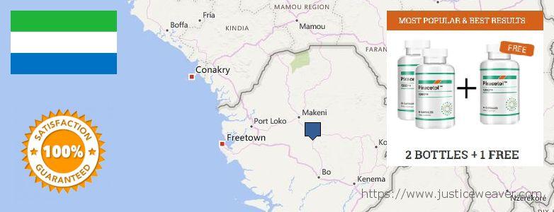 कहॉ से खरीदु Piracetam ऑनलाइन Sierra Leone