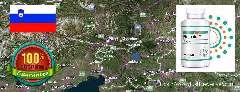 कहॉ से खरीदु Piracetam ऑनलाइन Slovenia
