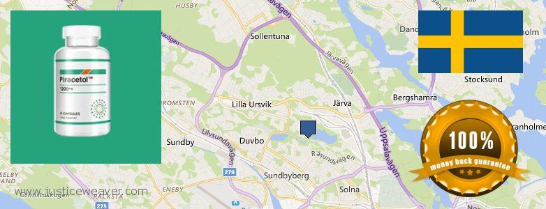 Purchase Piracetam online Solna, Sweden