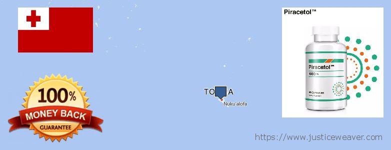 कहॉ से खरीदु Piracetam ऑनलाइन Tonga