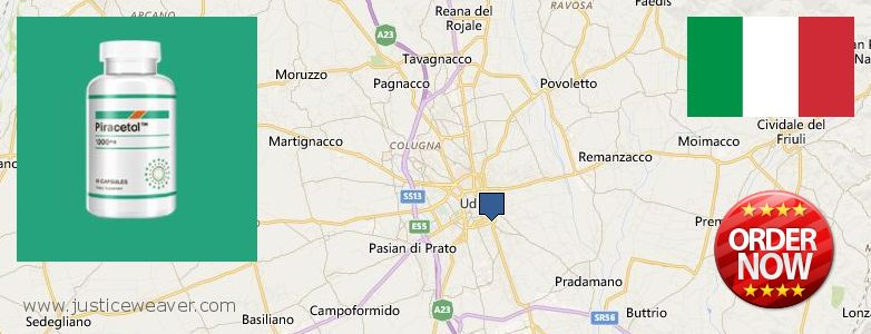 Buy Piracetam online Udine, Italy