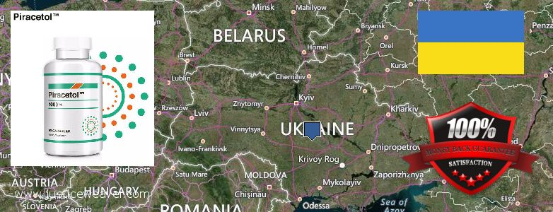 कहॉ से खरीदु Piracetam ऑनलाइन Ukraine