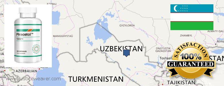 कहॉ से खरीदु Piracetam ऑनलाइन Uzbekistan