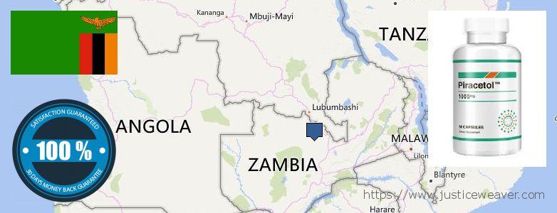 ซื้อที่ไหน Piracetam ออนไลน์ Zambia