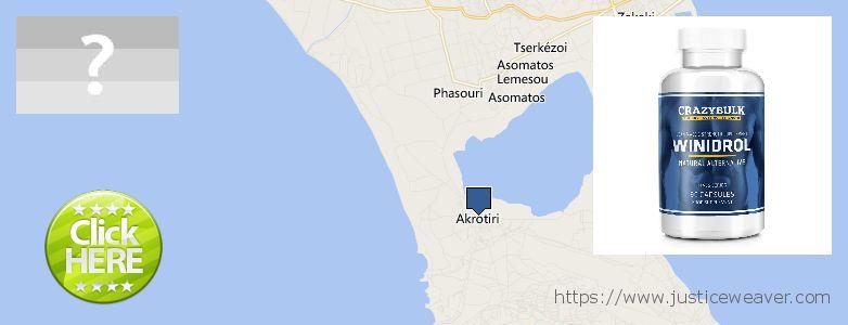 Where to Buy Winstrol Stanozolol online Akrotiri