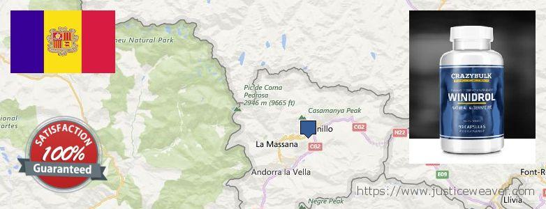 Best Place to Buy Winstrol Stanozolol online Andorra