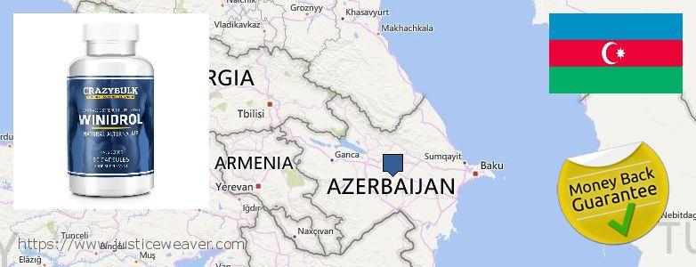 कहॉ से खरीदु Stanozolol Alternative ऑनलाइन Azerbaijan