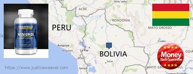 حيث لشراء Stanozolol Alternative على الانترنت Bolivia