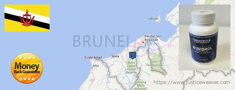 Unde să cumpărați Stanozolol Alternative on-line Brunei