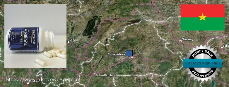 Kur nopirkt Stanozolol Alternative Online Burkina Faso