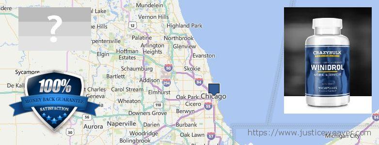 Gdzie kupić Stanozolol Alternative w Internecie Chicago, USA
