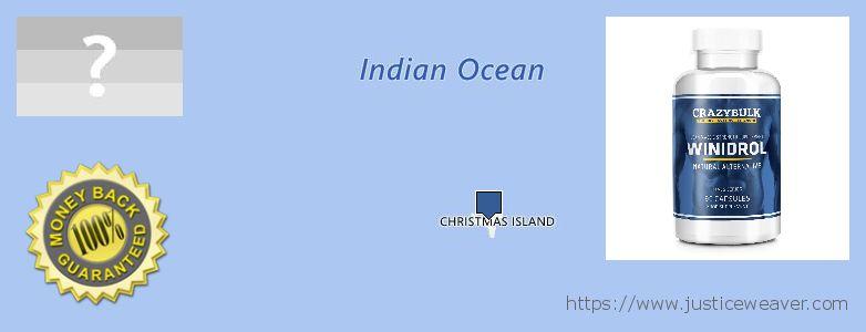 Where to Buy Winstrol Stanozolol online Christmas Island
