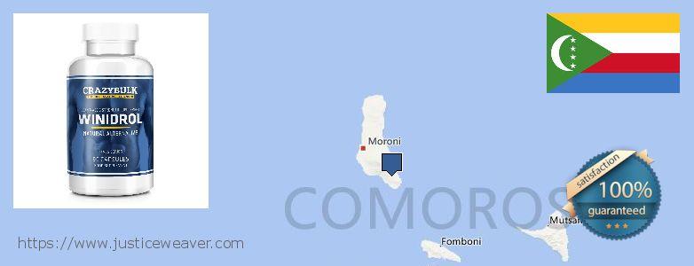 Where Can I Buy Winstrol Stanozolol online Comoros