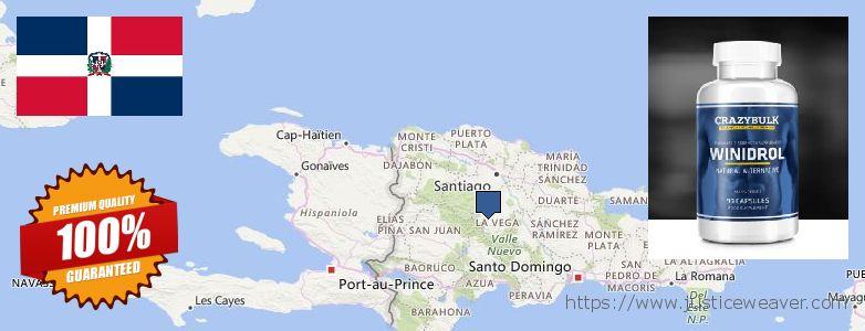 Jälleenmyyjät Stanozolol Alternative verkossa Dominican Republic