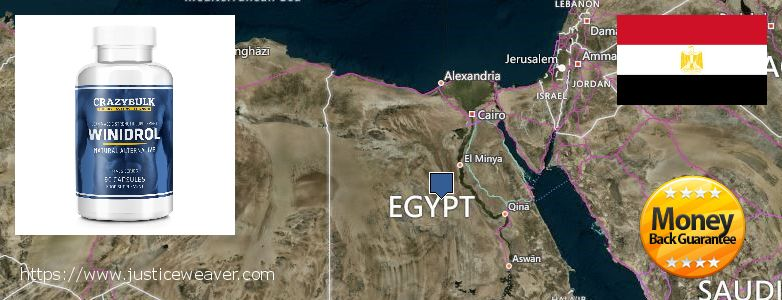 कहॉ से खरीदु Stanozolol Alternative ऑनलाइन Egypt