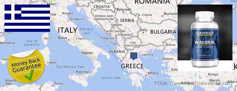 कहॉ से खरीदु Stanozolol Alternative ऑनलाइन Greece