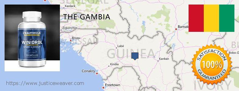 कहॉ से खरीदु Stanozolol Alternative ऑनलाइन Guinea