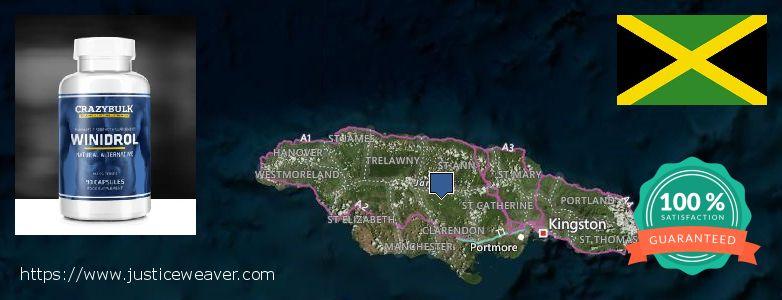 Hvor kan jeg købe Stanozolol Alternative online Jamaica