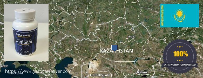 Kur nopirkt Stanozolol Alternative Online Kazakhstan