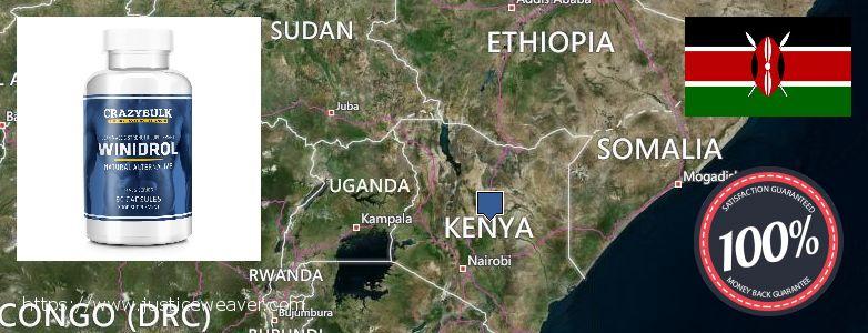 Var kan man köpa Stanozolol Alternative nätet Kenya