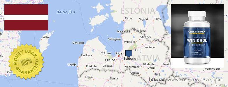 Var kan man köpa Stanozolol Alternative nätet Latvia