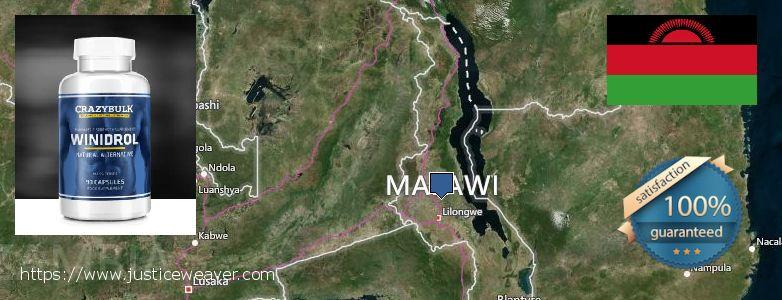 gdje kupiti Stanozolol Alternative na vezi Malawi