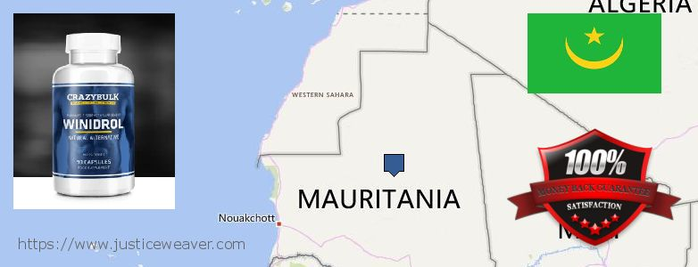 कहॉ से खरीदु Stanozolol Alternative ऑनलाइन Mauritania