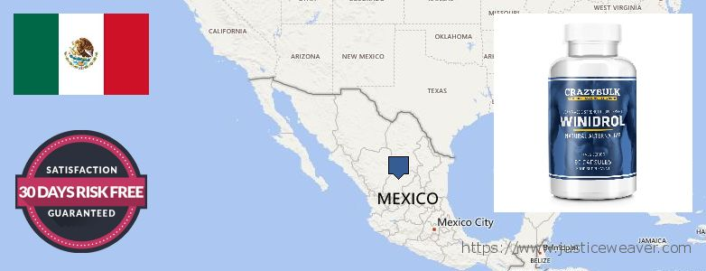 Var kan man köpa Stanozolol Alternative nätet Mexico