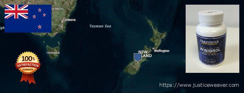 कहॉ से खरीदु Stanozolol Alternative ऑनलाइन New Zealand