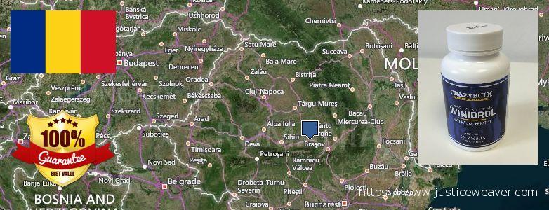 איפה לקנות Stanozolol Alternative באינטרנט Romania
