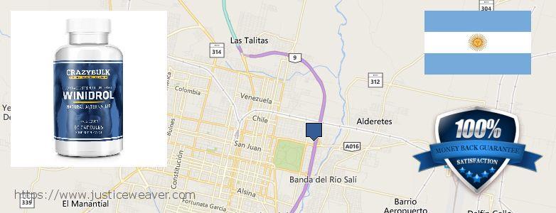 Where to Buy Winstrol Stanozolol online San Miguel de Tucuman, Argentina