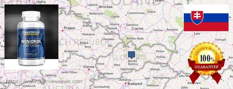 कहॉ से खरीदु Stanozolol Alternative ऑनलाइन Slovakia