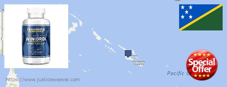 Where Can You Buy Winstrol Stanozolol online Solomon Islands