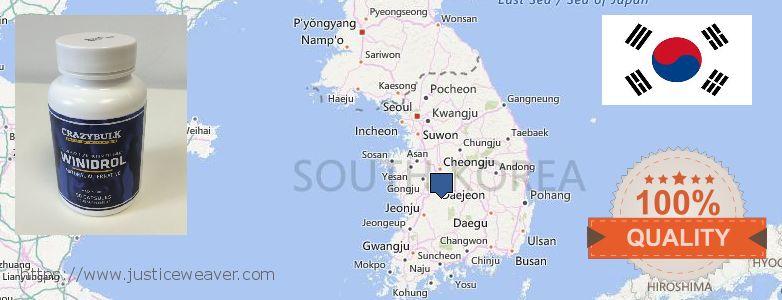 कहॉ से खरीदु Stanozolol Alternative ऑनलाइन South Korea