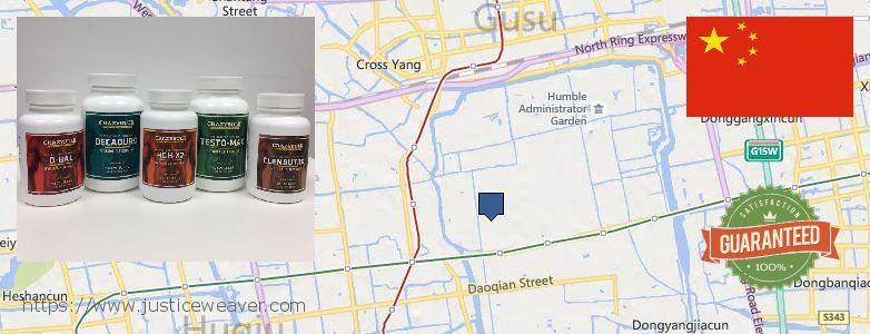 Where to Buy Winstrol Stanozolol online Suzhou, China