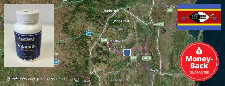Where to Buy Winstrol Stanozolol online Swaziland