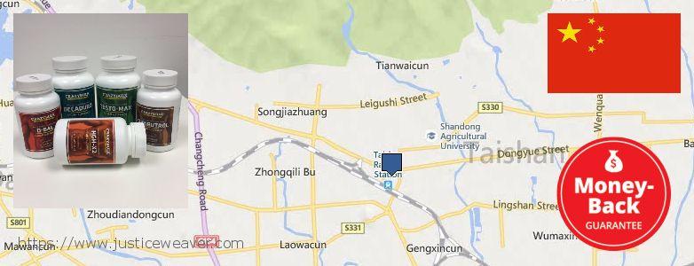 Where to Buy Winstrol Stanozolol online Tai'an, China