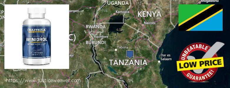 Purchase Winstrol Stanozolol online Tanzania