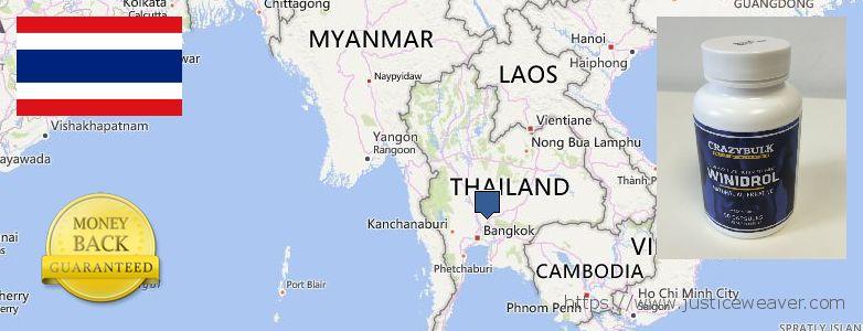 कहॉ से खरीदु Stanozolol Alternative ऑनलाइन Thailand