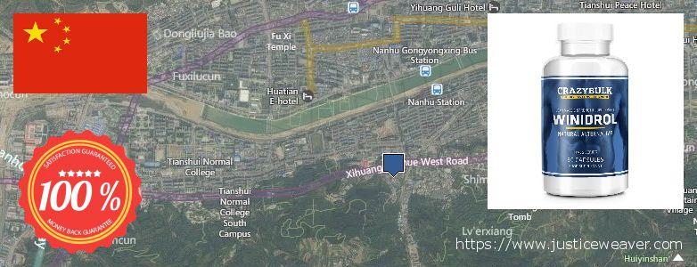 Where to Buy Winstrol Stanozolol online Tianshui, China